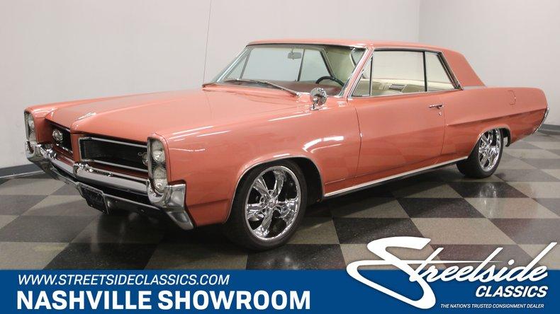 For Sale: 1964 Pontiac Grand Prix