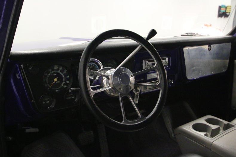 1970 gmc c10 steering wheel
