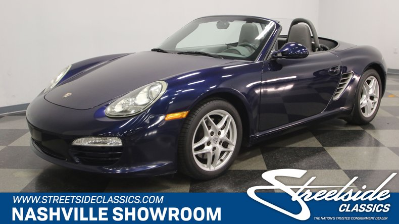 2009 Porsche Boxster For Sale