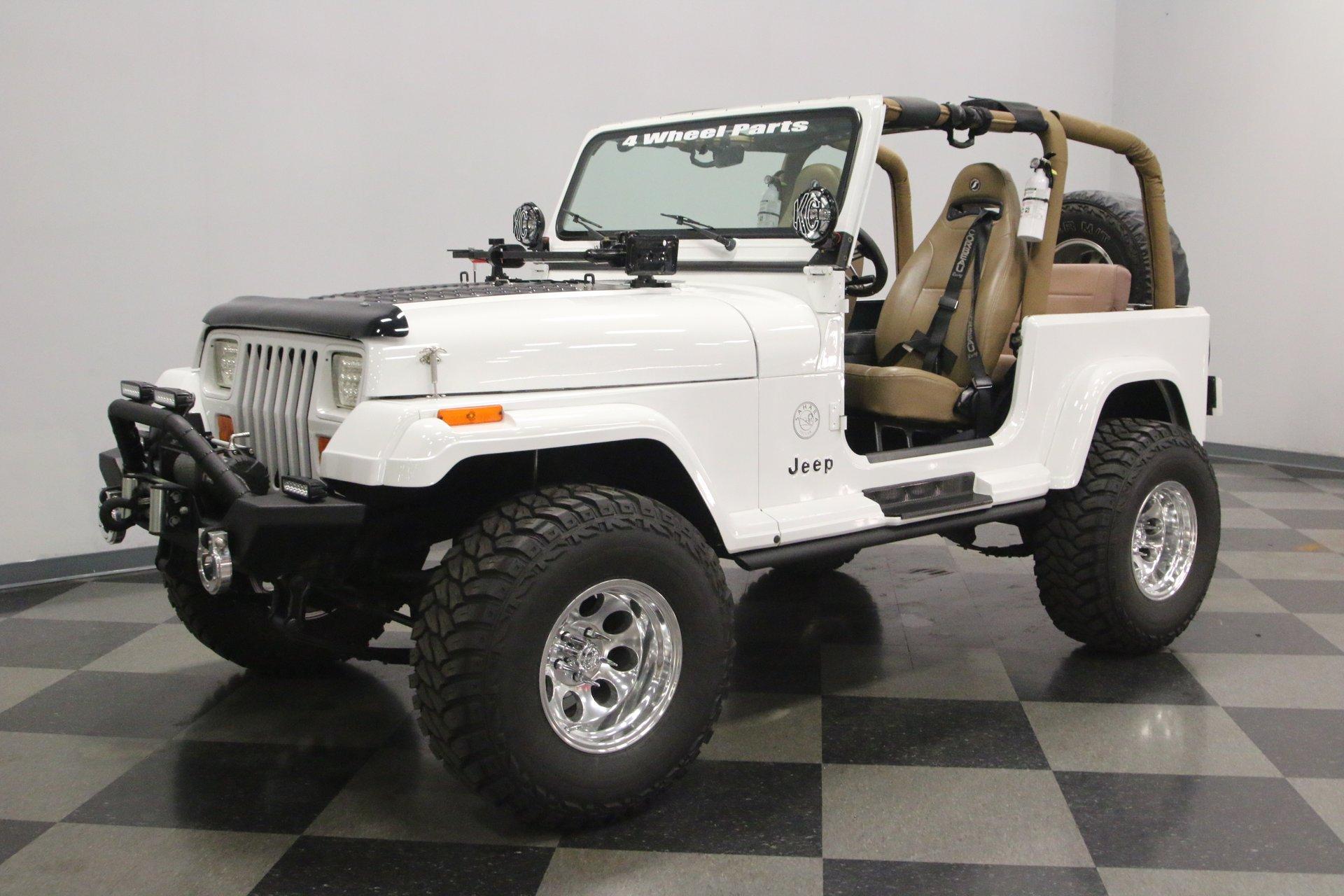 09e923df 1994 Jeep Wrangler | Streetside Classics - The Nation's Trusted ...
