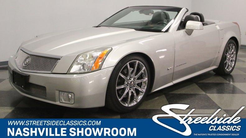 For Sale: 2008 Cadillac XLR-V
