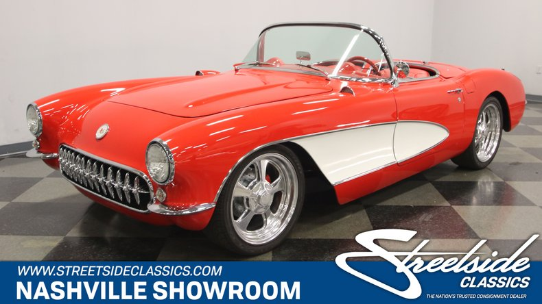 For Sale: 1956 Chevrolet Corvette