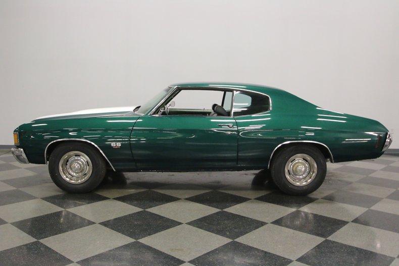 1972 Chevrolet Chevelle 7