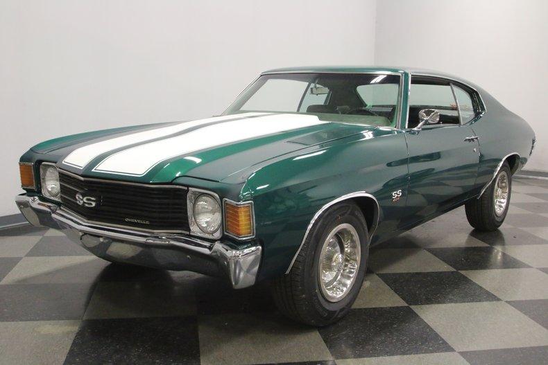 1972 Chevrolet Chevelle 5
