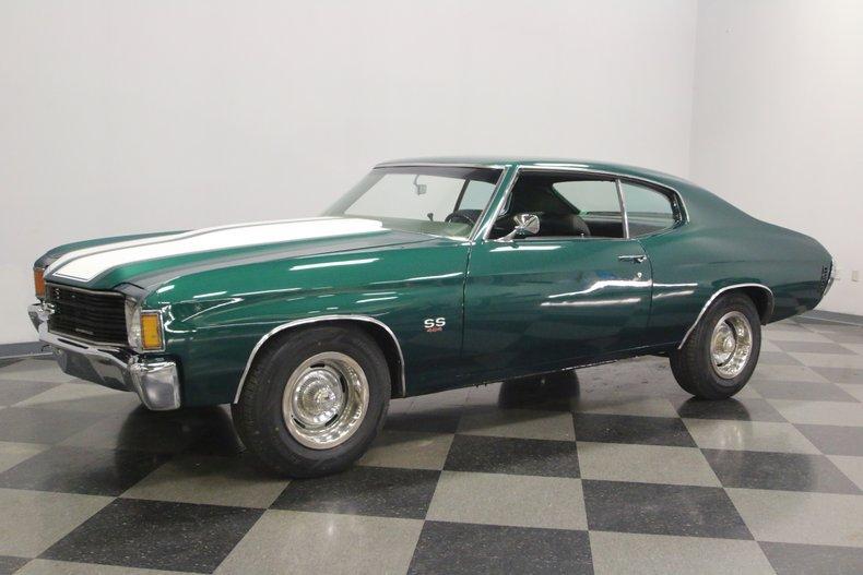 1972 Chevrolet Chevelle 6