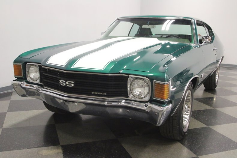 1972 Chevrolet Chevelle 20