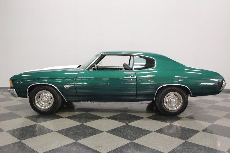 1972 Chevrolet Chevelle 2