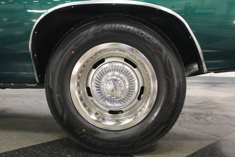 1972 Chevrolet Chevelle 23