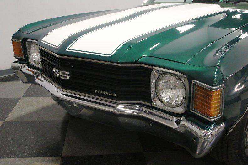1972 Chevrolet Chevelle 21
