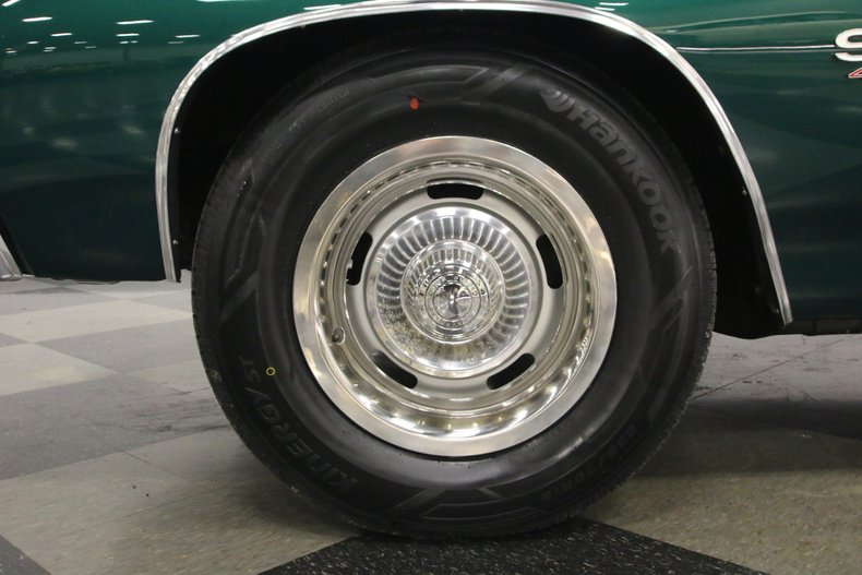 1972 Chevrolet Chevelle 22