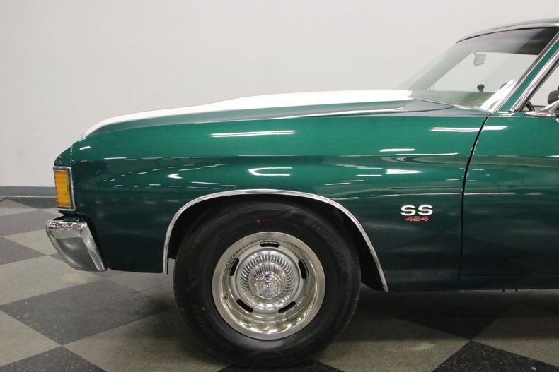 1972 Chevrolet Chevelle 24