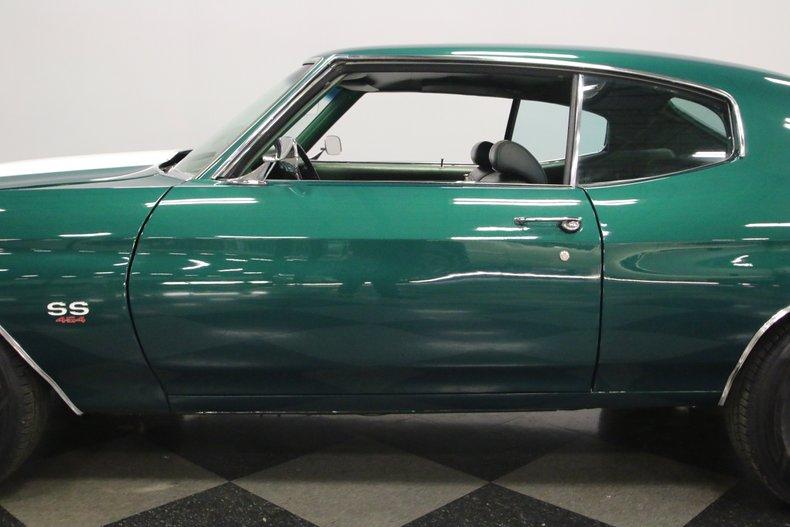 1972 Chevrolet Chevelle 25