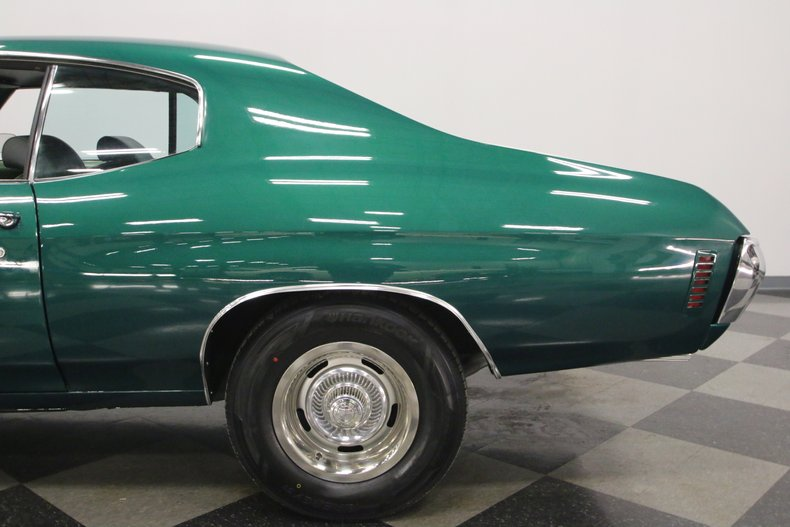 1972 Chevrolet Chevelle 26