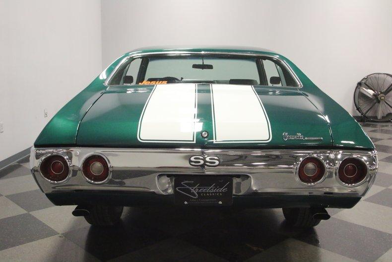 1972 Chevrolet Chevelle 11
