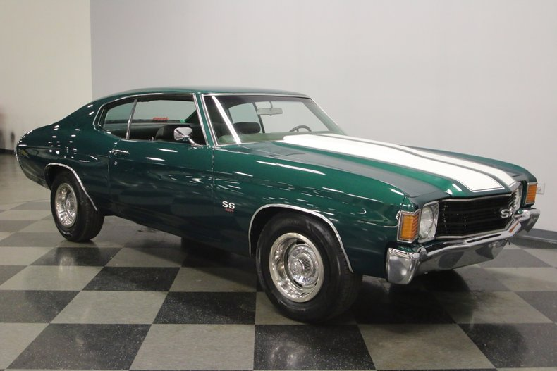 1972 Chevrolet Chevelle 16