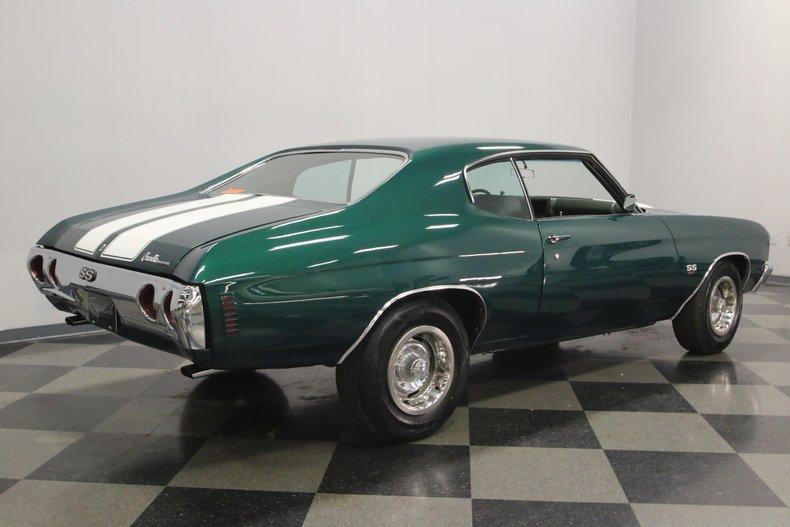 1972 Chevrolet Chevelle 14