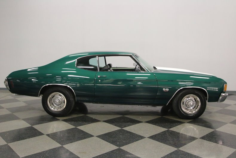 1972 Chevrolet Chevelle 15