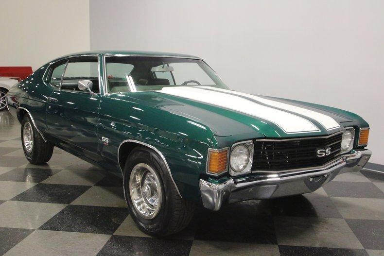 1972 Chevrolet Chevelle 17