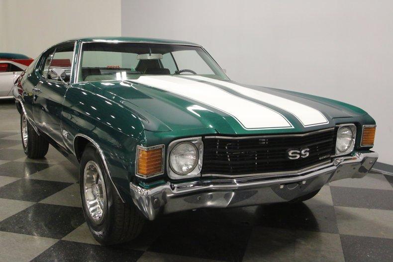 1972 Chevrolet Chevelle 18