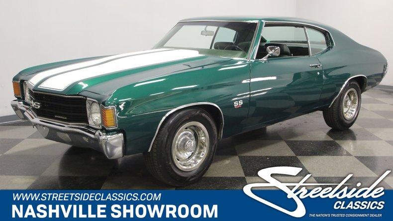 1972 Chevrolet Chevelle 1