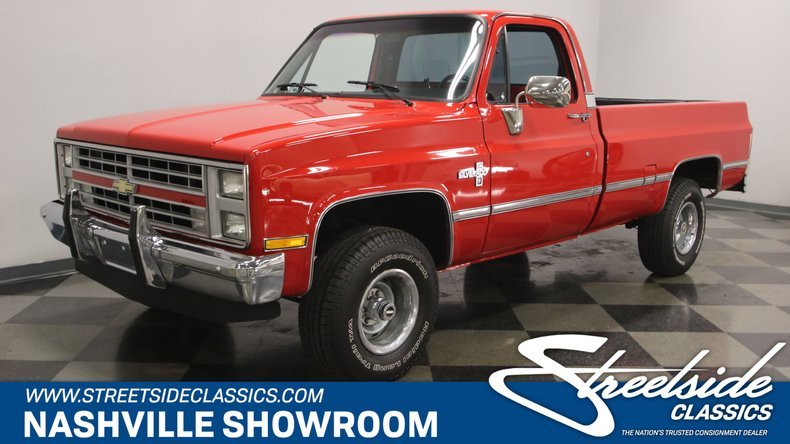 For Sale: 1977 Chevrolet K-10