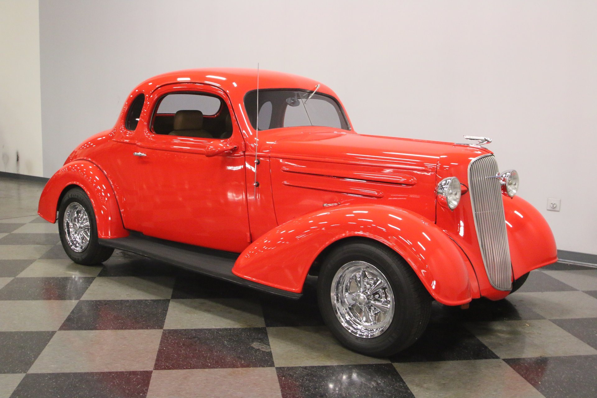 1936 Chevrolet 5 Window Coupe for sale #114006 | MCG