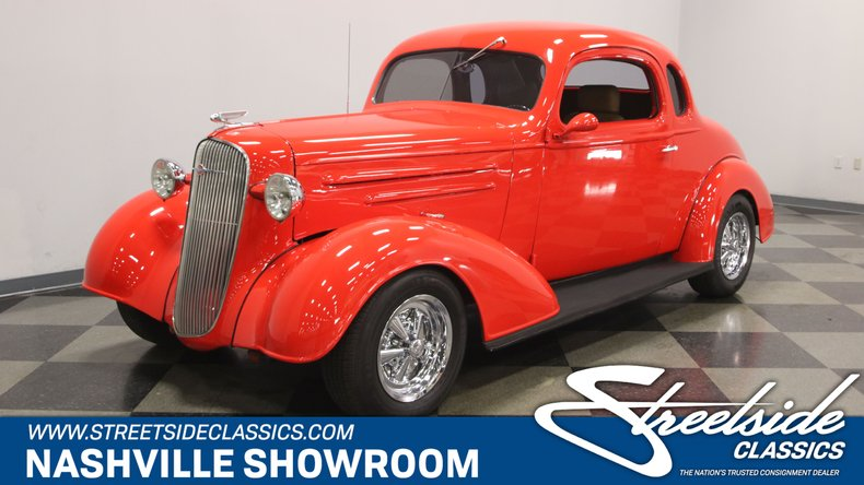 1936 Chevrolet 5 Window For Sale