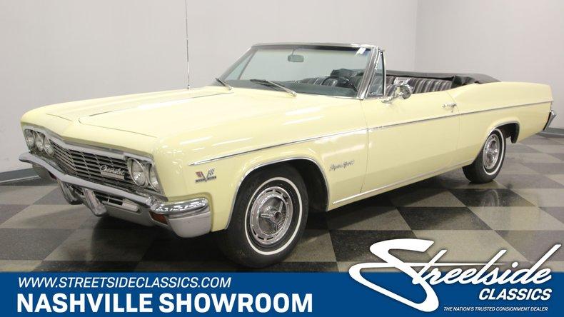 1966 Chevrolet Impala For Sale