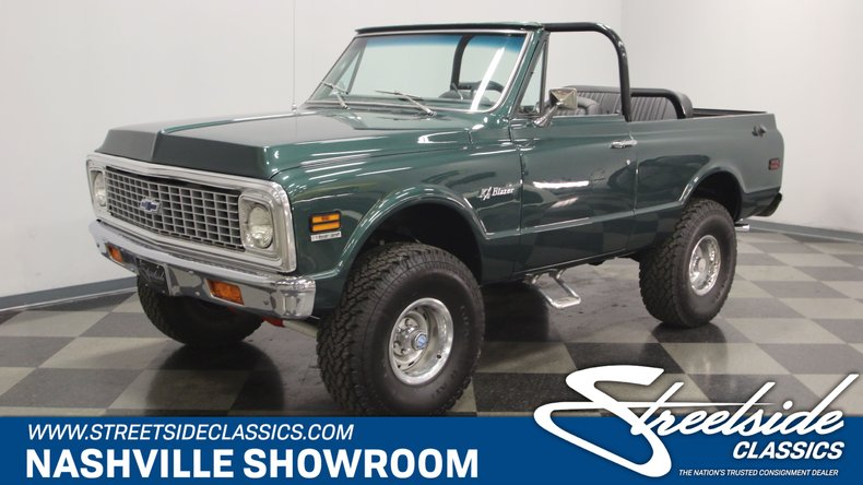 For Sale: 1972 Chevrolet K5