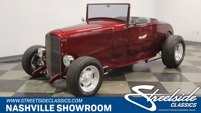 For Sale: 1930 Ford Highboy Roadster