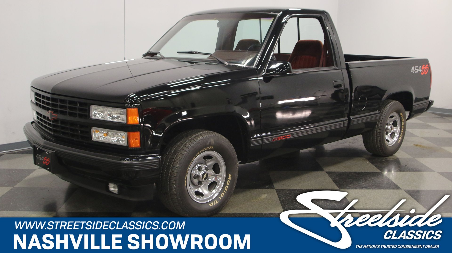 1992 Chevrolet Silverado 454 SS for sale #64261 | Motorious