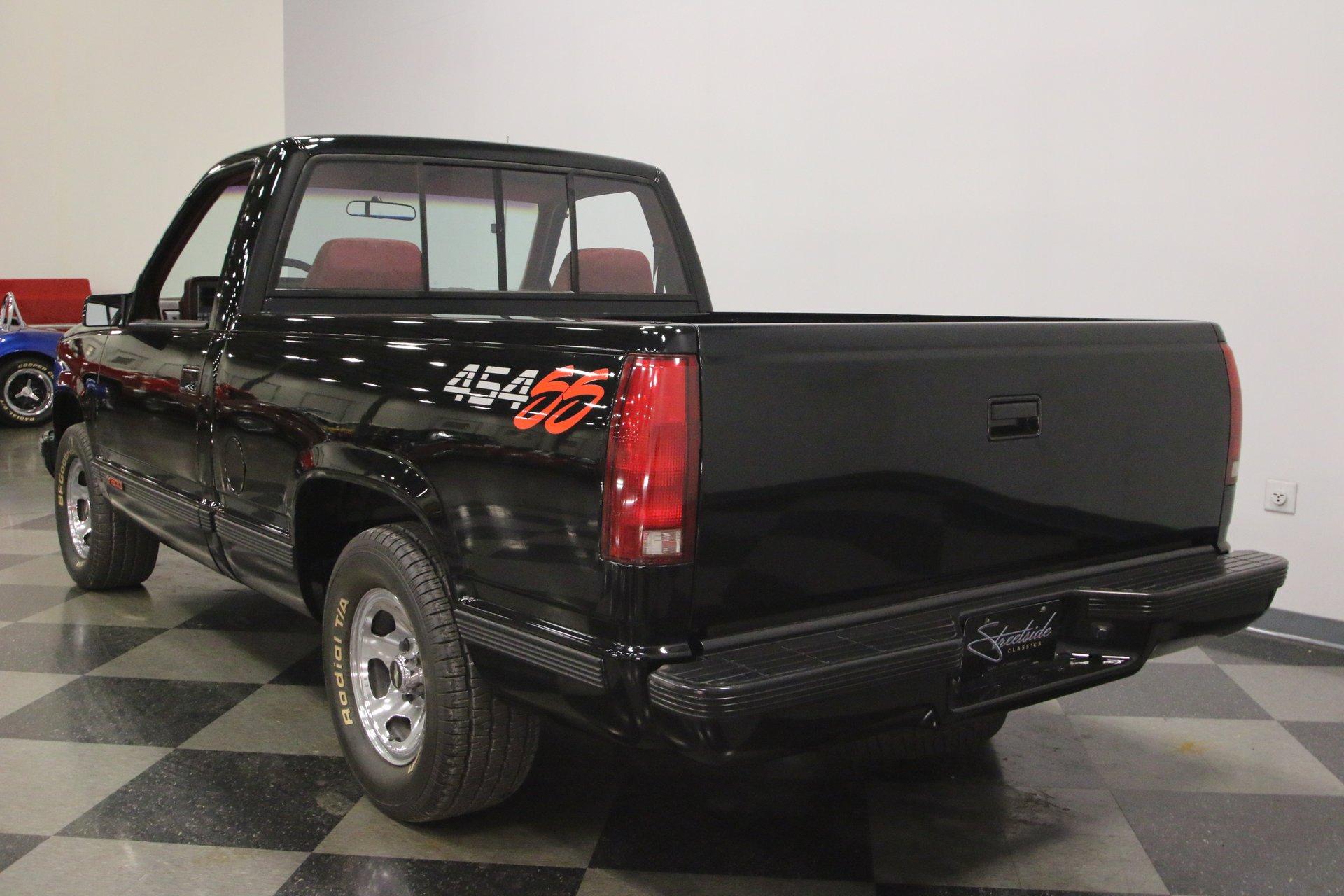 1992 Chevrolet Silverado 454 SS for sale #115111 | MCG
