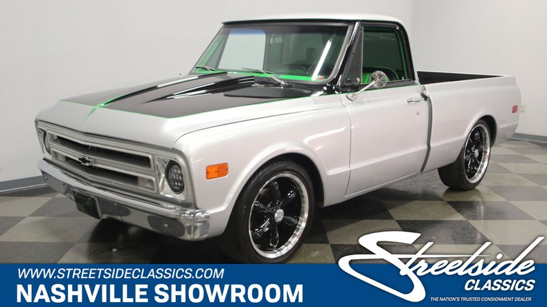 For Sale: 1968 Chevrolet C10