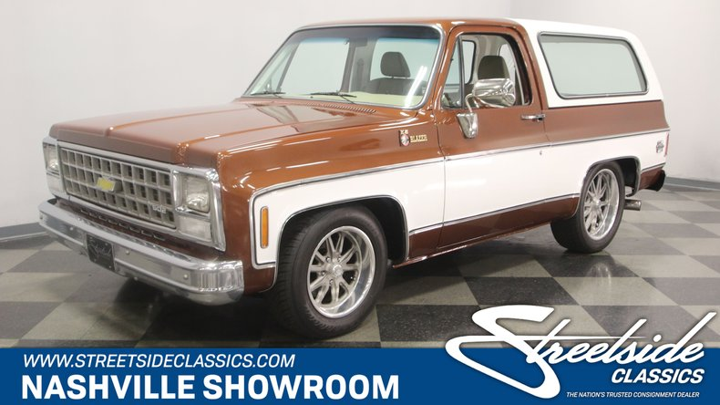 For Sale: 1980 Chevrolet Blazer
