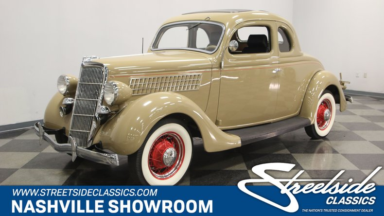 1935 ford 5 window for sale | allcollectorcars com gauge wiring diagram  ford on ford