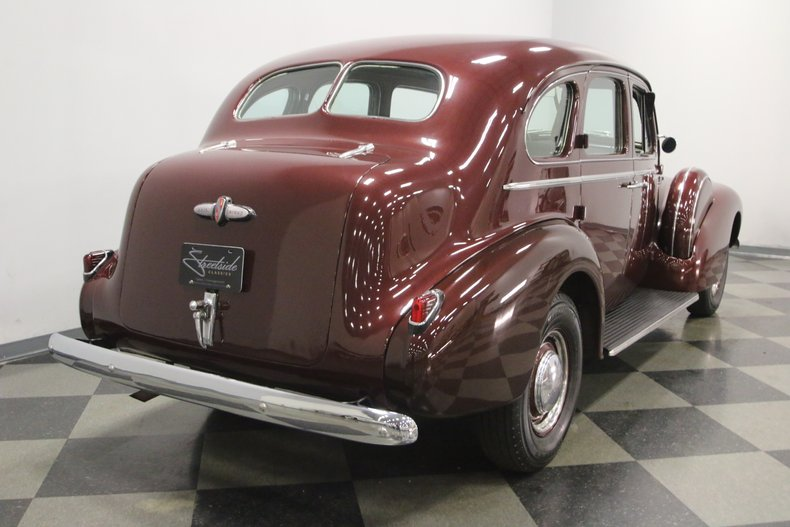 1940 Buick Series 80 12