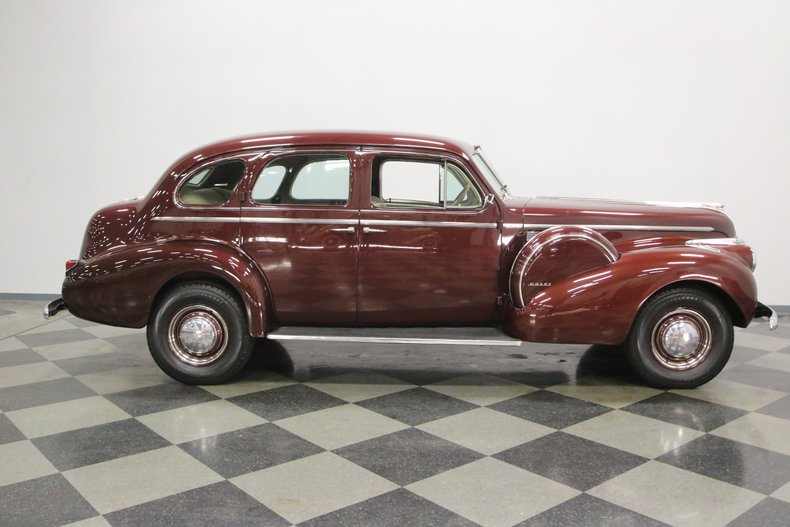 1940 Buick Series 80 15
