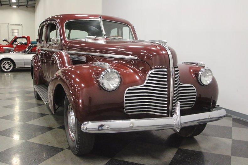 1940 Buick Series 80 18