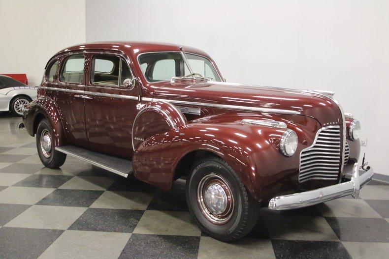 1940 Buick Series 80 16