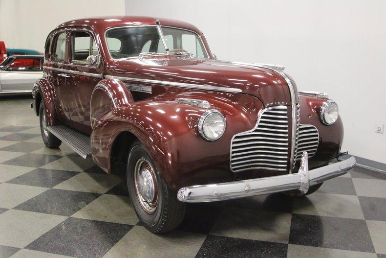 1940 Buick Series 80 17