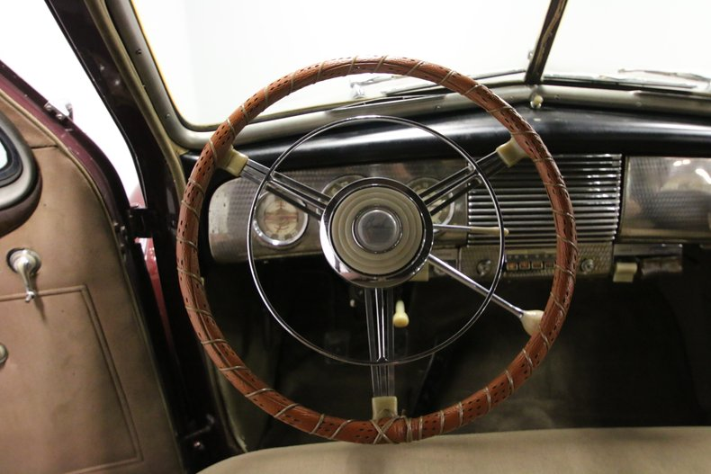 1940 Buick Series 80 33