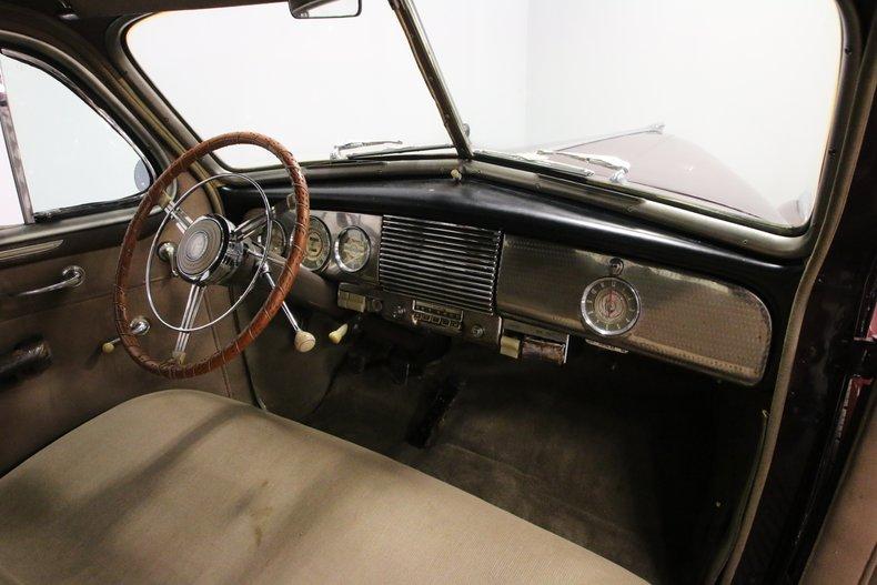 1940 Buick Series 80 50