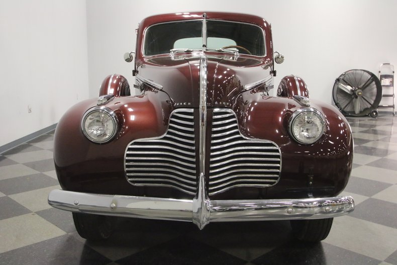 1940 Buick Series 80 19