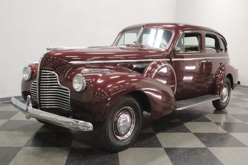 1940 Buick Series 80 5