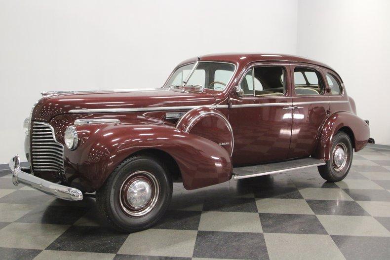 1940 Buick Series 80 6