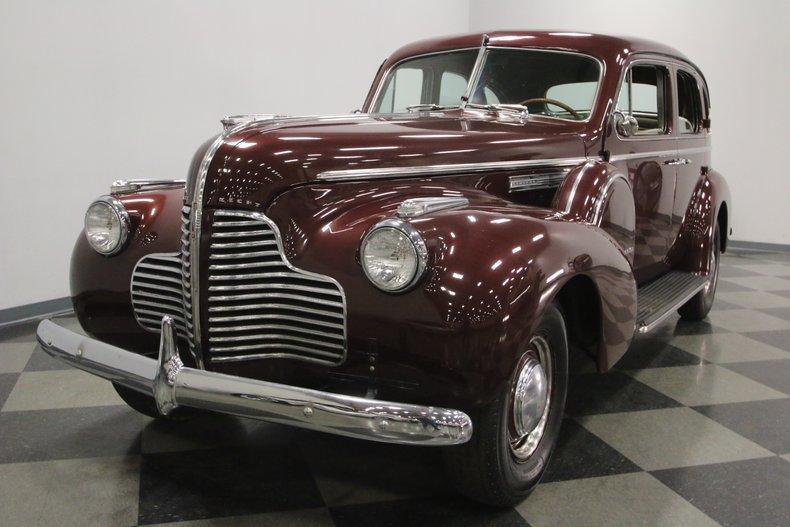 1940 Buick Series 80 20