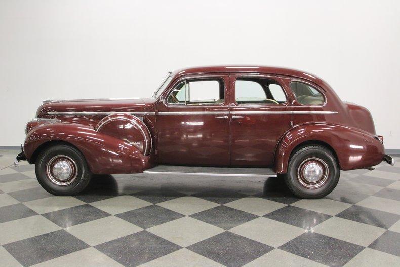 1940 Buick Series 80 7