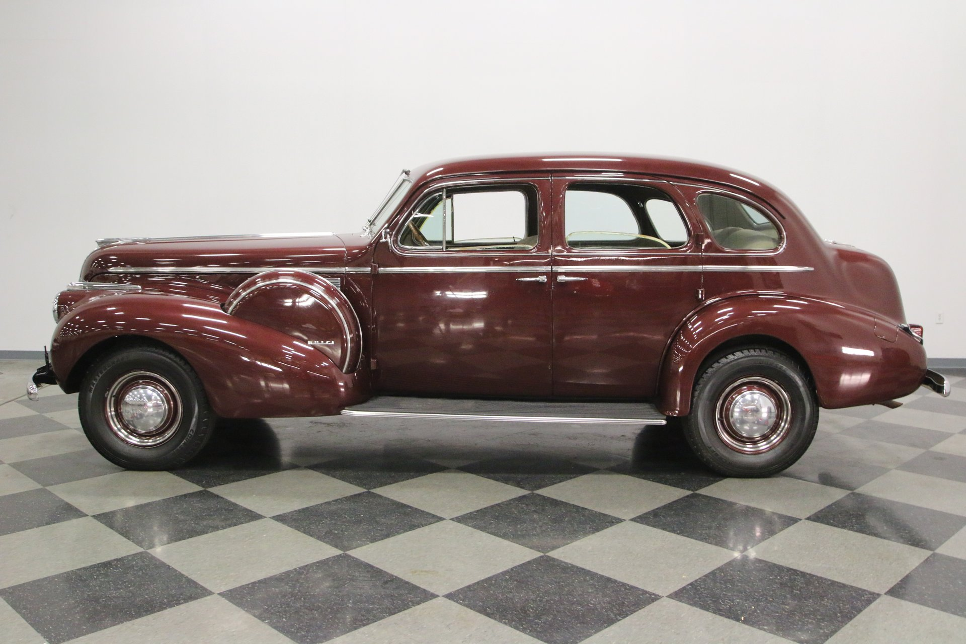 1940 buick series 80 limited formal sedan