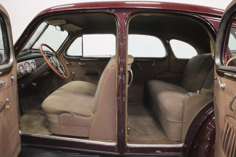 1940 Buick Series 80 4