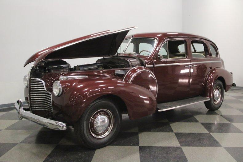 1940 Buick Series 80 21